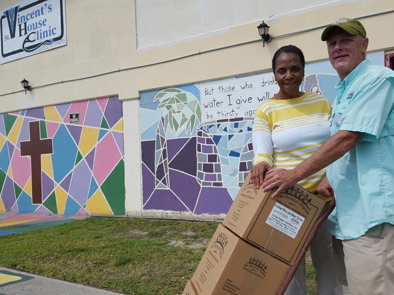Community Receiving Agencies