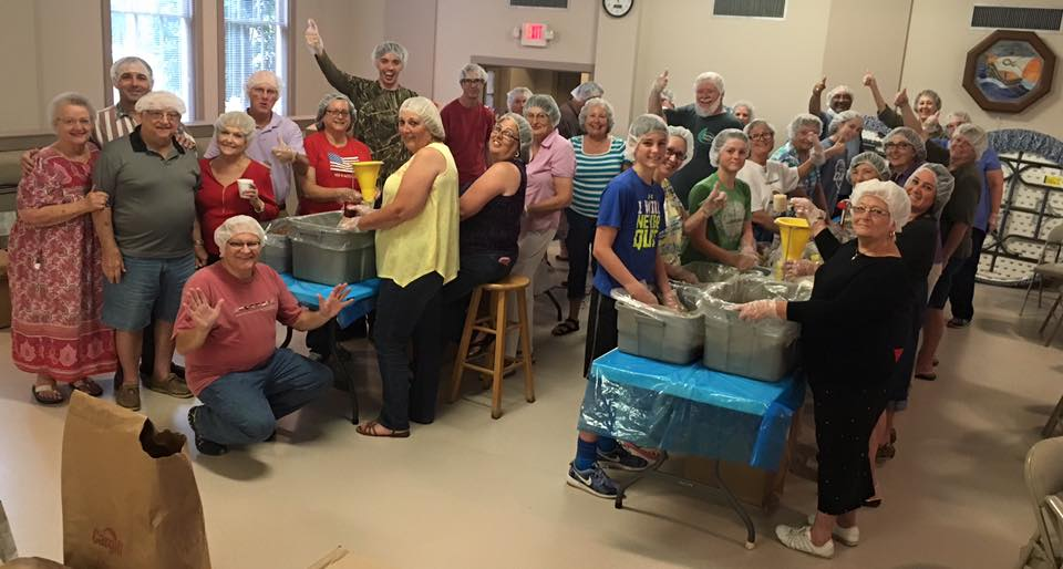 10,200 Meals Packaged!