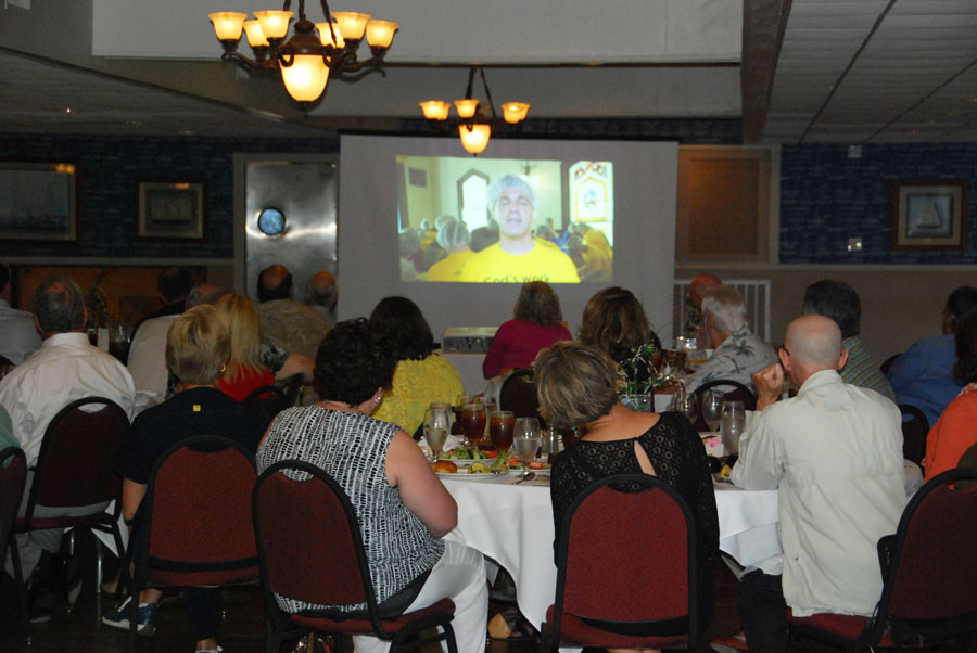 Presentation to the Rotary Club of Galveston