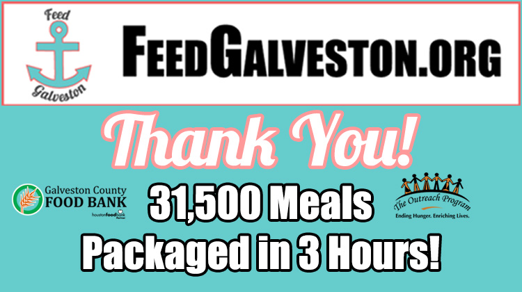 30,000 Meals Packaged on May 13!