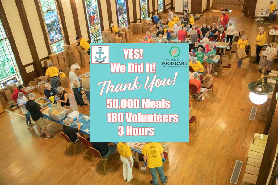 Thank You! We Packaged 50,000 Meals on May 11, 2019!