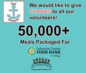 FeedGalveston For Galveston County Food Bank